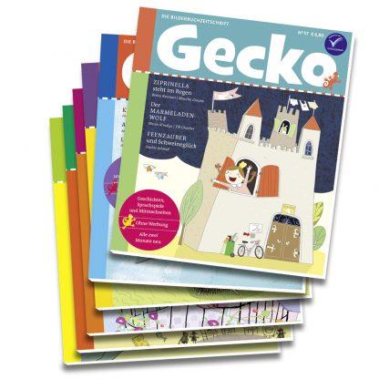 Gecko Jahresabo