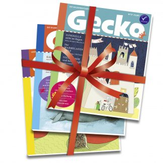 Gecko Mini-Geschenkabo