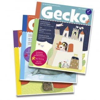 Gecko Schnupperabo