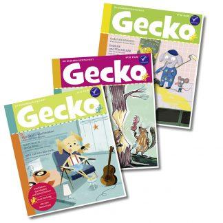 Gecko Frühlingspaket 2020