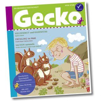 Gecko Nr 83