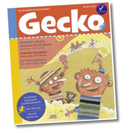 Gecko Nr 84
